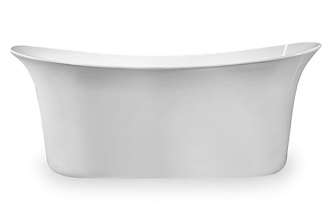 Fridfull Badkar 170 cm - Fristående - Badrum - Badkar - Fristående badkar