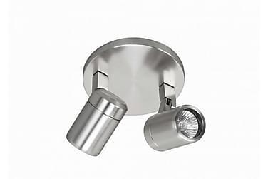 Ah belysning Fårö Takspotlight 15 cm 2 Lampor