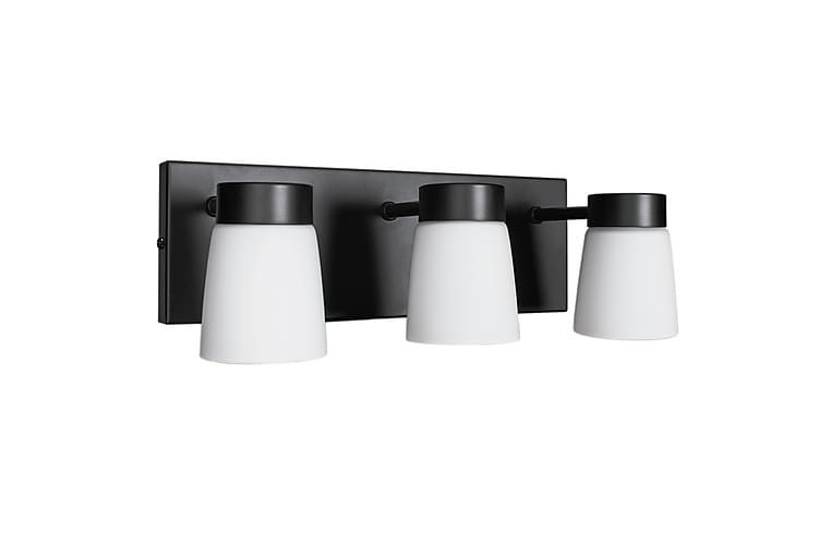 Coni Vägglampa IP21 Mattsvart - By Rydéns - Badrum - Badrumsmöbler - Belysning badrum