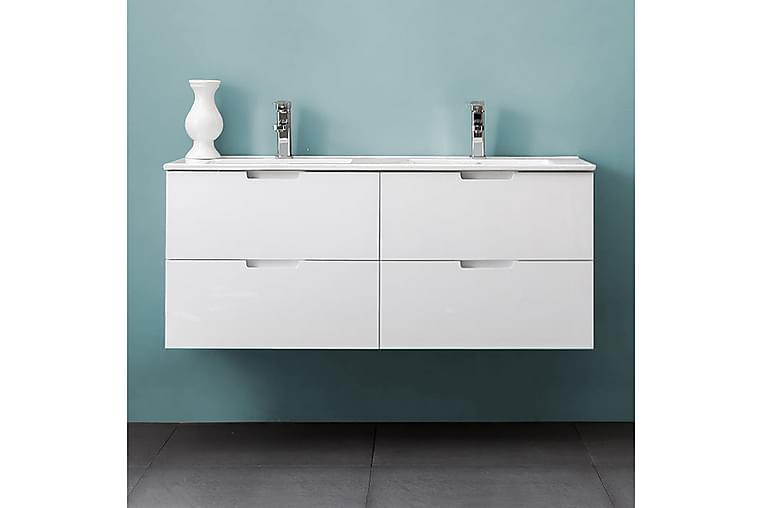 Bathlife Glädje 1200 Tvättställsskåp - 120 cm - Badrum - Badrumsmöbler - Tvättställsskåp & kommod
