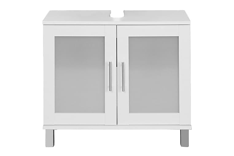 Carmilla Tvättställsskåp 65 cm - Vit - Badrum - Badrumsmöbler - Tvättställsskåp & kommod