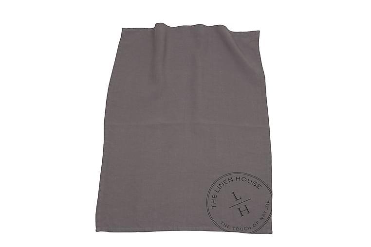 Agase Handduk 70x50 cm - Grå - Heminredning - Textilier - Textilier badrum