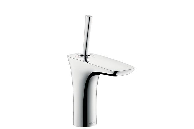 HG PuraVida 1-grepps tvättställsblandare krom - Badrum - Blandare & vattenkran - Tvättställsblandare