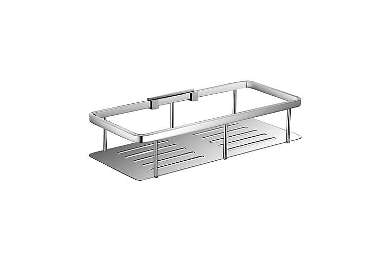 Duschkorg Bathlife stadga 300x130 krom - Krom - Badrum - Duschtillbehör - Duschhyllor & duschkorgar