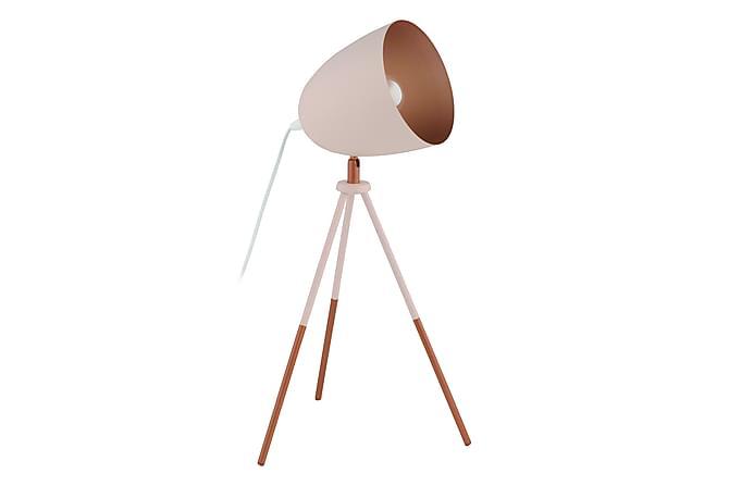Eglo Chester Bordslampa - Aprikos/Koppar - Belysning - Inomhusbelysning & Lampor - Bordslampa