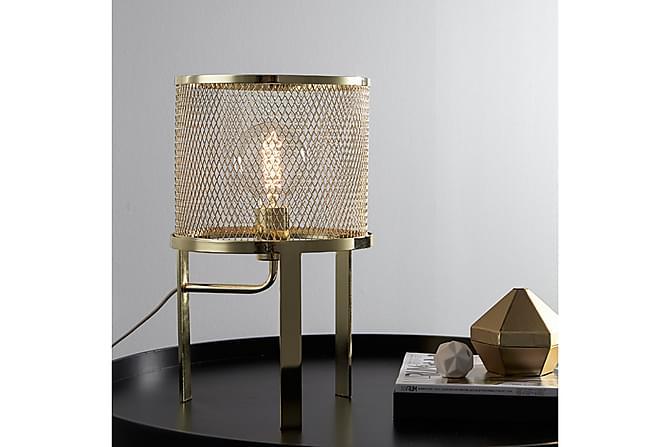 Grid Bordslampa Mässing - Markslöjd - Belysning - Inomhusbelysning & Lampor - Bordslampa