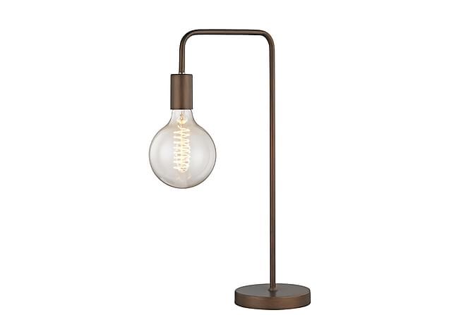 Havsö Krok Bordslampa Järn - Rostbrun - Belysning - Inomhusbelysning & Lampor - Bordslampa