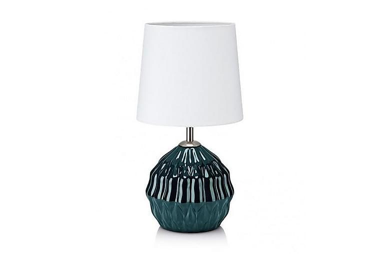Lora Bordslampa 1L - Grön/Vit - Belysning - Inomhusbelysning & Lampor - Bordslampa