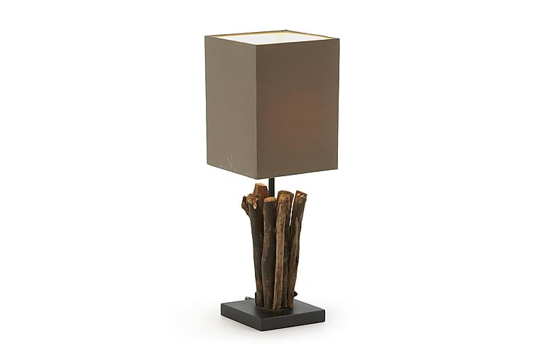 Seratna Bordslampa Tropical - Natur/Brun - Belysning - Inomhusbelysning & Lampor - Bordslampa