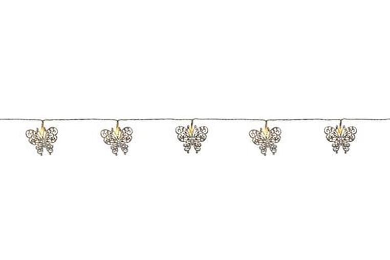 Vår Ljusslinga Fjäril 10L - Markslöjd - Belysning - Inomhusbelysning & Lampor - Dekorationsbelysning