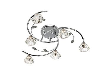 Searchlight Sierra Plafond 65 cm Dimbar 6 Lampor
