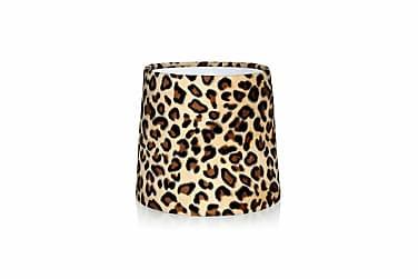 Leopard Lampskärm 17 cm Mönstrad