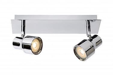 Lucide Sirene Spotlight 28 cm LED Dimbar 2 Lampor