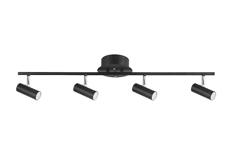Oriva Mini Takspotlight 85 cm LED Dimbar 4 Lampor - Oriva - Belysning - Inomhusbelysning & Lampor - Spotlights & downlights