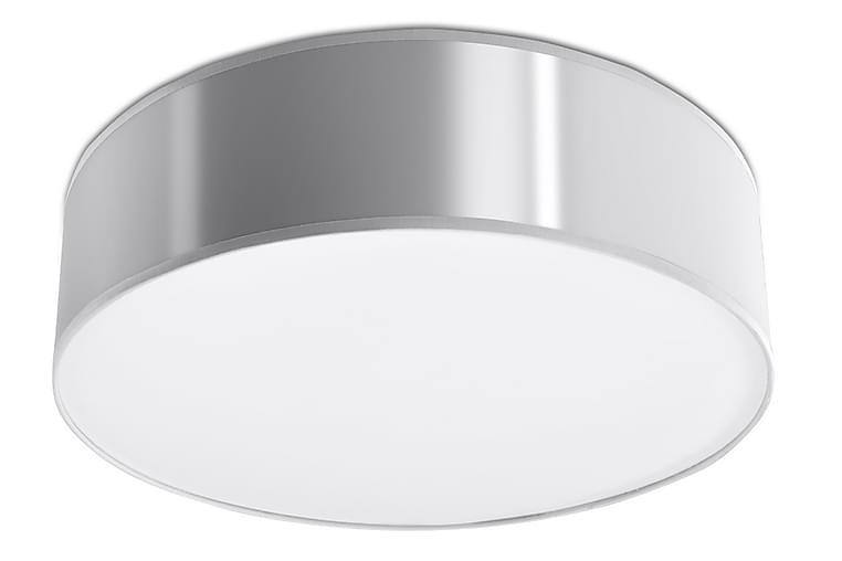Arena Plafond 35X35 Grå - Sollux Lighting - Belysning - Inomhusbelysning & Lampor - Taklampa