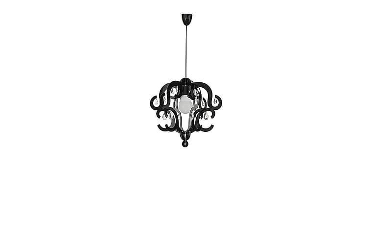 Binazzer Taklampa 48x48 cm - Svart - Belysning - Inomhusbelysning & Lampor - Taklampa
