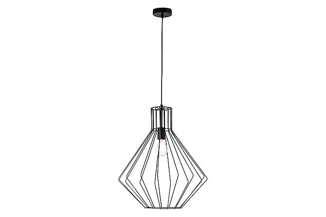 Dalma Pendellampa Dimbar 50 cm - Svart Matt - Belysning - Inomhusbelysning & Lampor - Taklampa