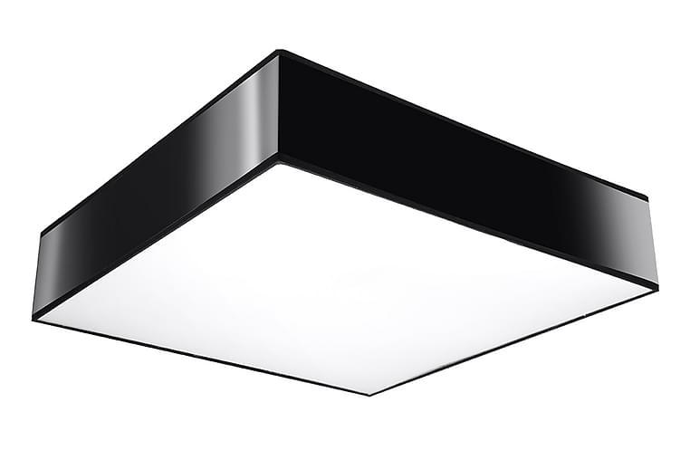 Horus Plafond 55X55 cm Svart - Sollux Lighting - Belysning - Inomhusbelysning & Lampor - Taklampa