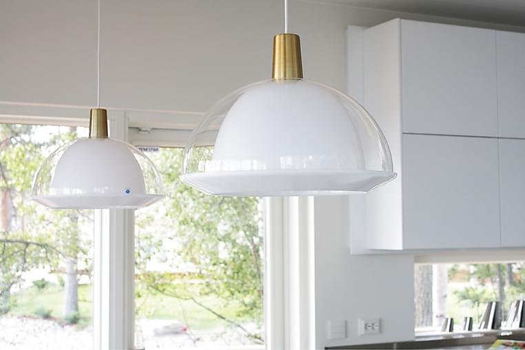 Innolux Kuplat Hänglampa 48 cm Rund - Transparent - Belysning - Inomhusbelysning & Lampor - Taklampa