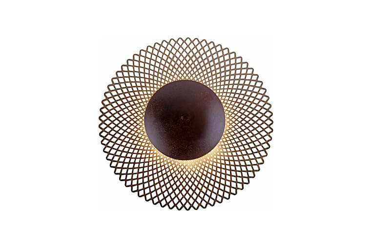 NEVIS taklampa, rusty coloured - Rostbrun - Belysning - Inomhusbelysning & Lampor - Taklampa