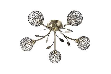 Searchlight Bellis Plafond 54 cm Dimbar 5 Lampor
