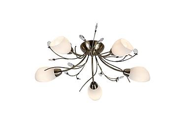 Searchlight Gardenia Taklampa 60 cm Dimbar 5 Lampor