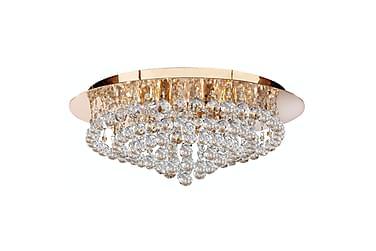 Searchlight Hanna Plafond 55 cm Rund Dimbar 8 Lampor