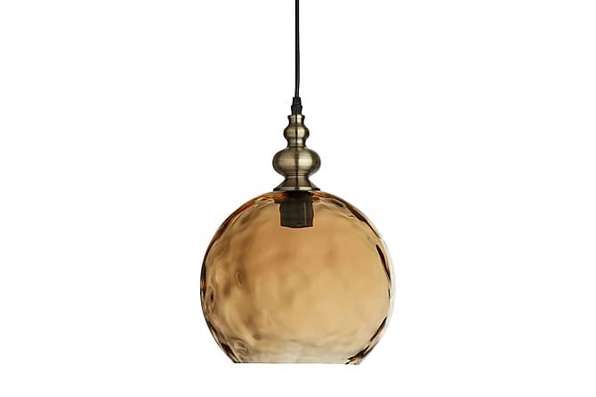Inna Pendellampa 1L Mässing/Glas - Searchlight - Belysning - Inomhusbelysning & Lampor - Taklampa