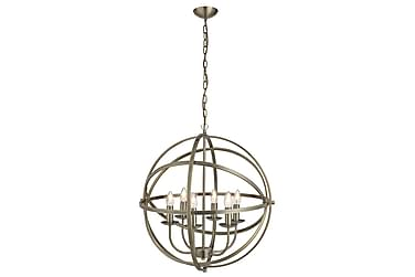 Searchlight Orbit Pendellampa 60 cm Rund Dimbar 6 Lampor