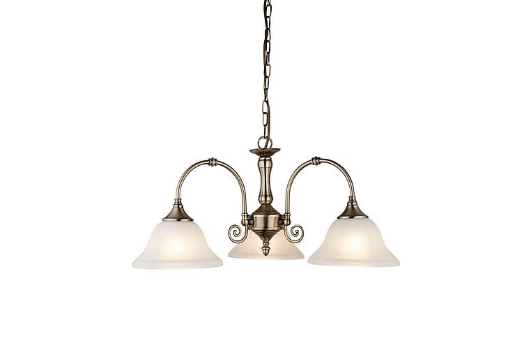 Virginia 1L Mässing CW Glas - Searchlight - Belysning - Inomhusbelysning & Lampor - Taklampa