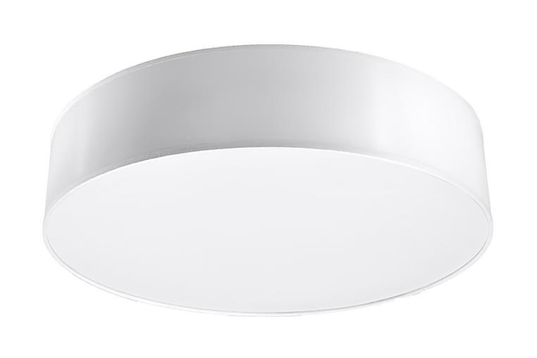 Arena Vägglampa Vit - Sollux Lighting - Belysning - Inomhusbelysning & Lampor - Vägglampa
