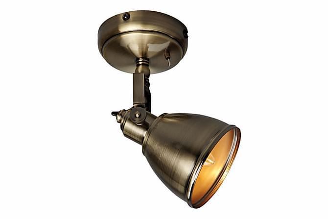 Fjällbacka Vägglampa Antik - Markslöjd - Belysning - Inomhusbelysning & Lampor - Vägglampa