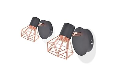 Jacoby Vägglampa 2-pack