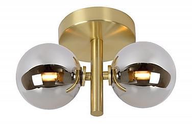 Lucide Tycho Vägglampa 15 cm Dimbar 2 Lampor