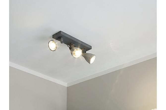 Mistago Iii Vägglampa 36 cm - Grå - Belysning - Inomhusbelysning & Lampor - Vägglampa