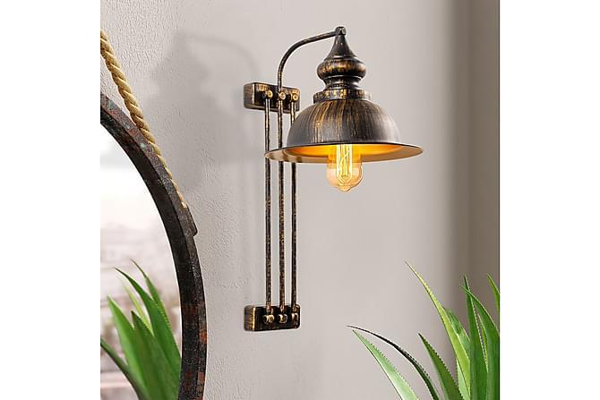 Opviq Saglam Vägglampa - Antik - Belysning - Inomhusbelysning & Lampor - Vägglampa