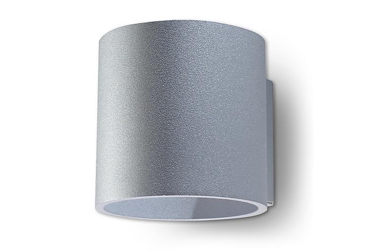 Orbis Vägglampa Grå - Sollux Lighting - Belysning - Inomhusbelysning & Lampor - Vägglampa