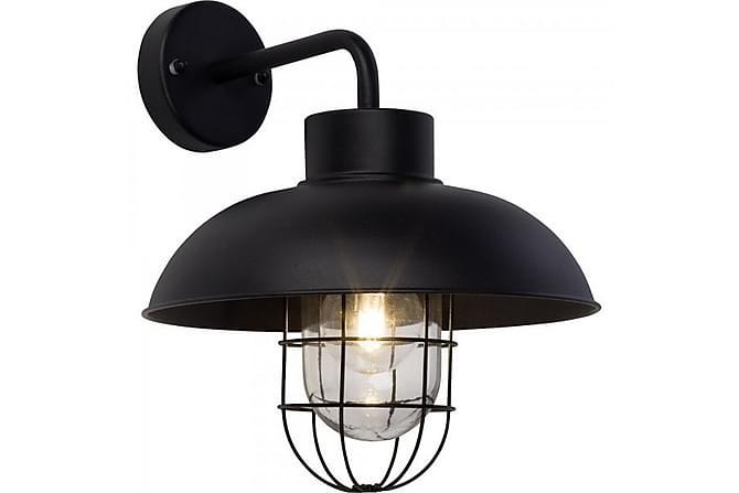 Punita Vägglampa Hängande Dimbar - Svart - Belysning - Inomhusbelysning & Lampor - Vägglampa