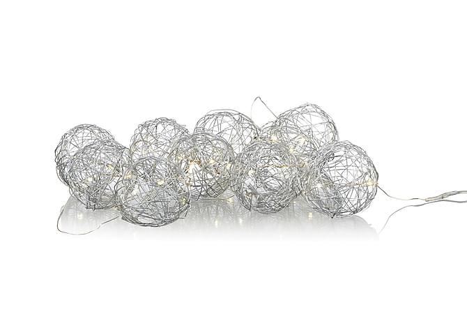 Sigge Ljusslinga Bollar LED 20L Timer - Markslöjd - Belysning - Julbelysning - Övrig julbelysning