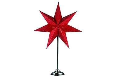 Aratorp Bordstjärna 64 cm Röd