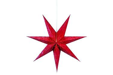Aratorp Julstjärna 75 cm Röd