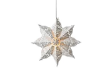 Hall Julstjärna 70 cm Vit