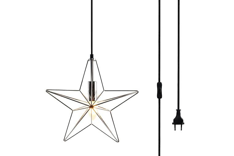 Havsö Fönsterlampa Metallstjärna