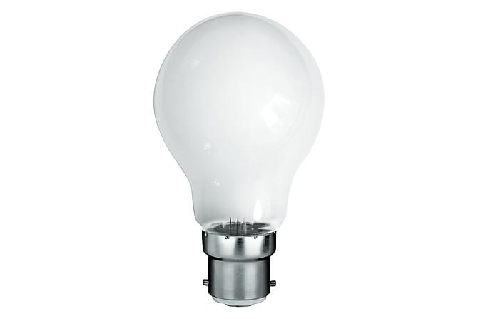 Malmbergs Elektriska Normal LED-lampa 5,4W B22 2700K Filamen - Opal - Belysning - Glödlampor & ljuskällor - Glödlampor