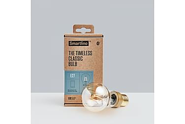 The Timeless Classic Bulb - A60 Filament, Dimmable, E27