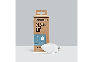 The Warm & Cool Bulb - Dimmable, CCT/TW, E14