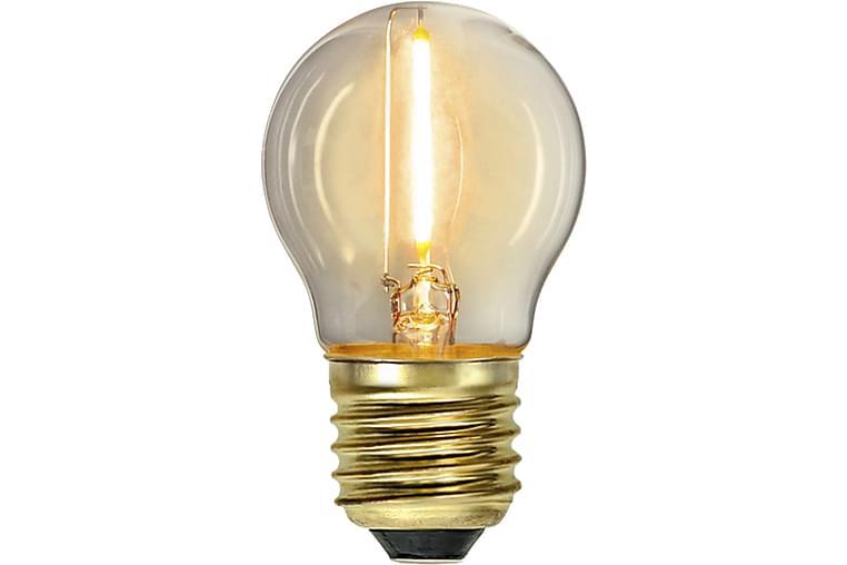 E27 G45 70lm 2100K - Belysning - Glödlampor & ljuskällor - LED-belysning