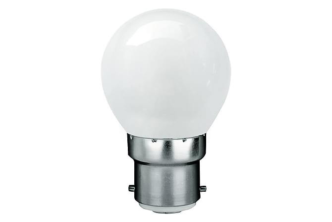 Malmbergs Elektriska Klot LED-lampa 1,8W B22 2700K Filament - Opal - Belysning - Glödlampor & ljuskällor - LED-belysning
