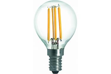 Malmbergs Elektriska Klot LED-lampa 3,6W E14 2700K Dim Filam