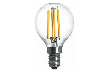 Malmbergs Elektriska Klot LED-lampa 3,6W E14 Dim Filament